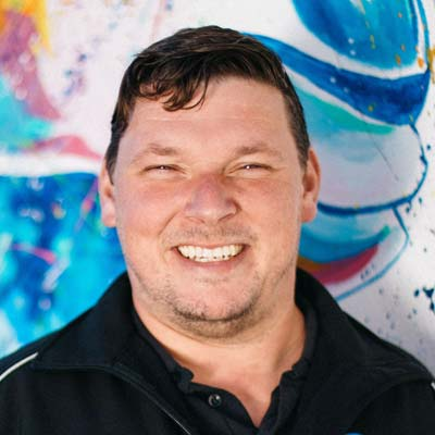 image: Matthew Sayle, BlueWave Director
