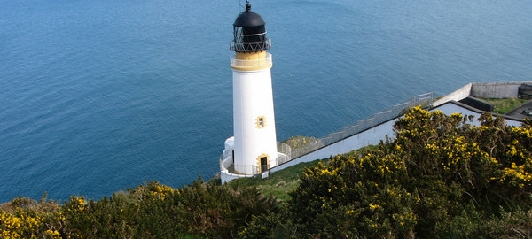 image: Maughold Head lighthouse