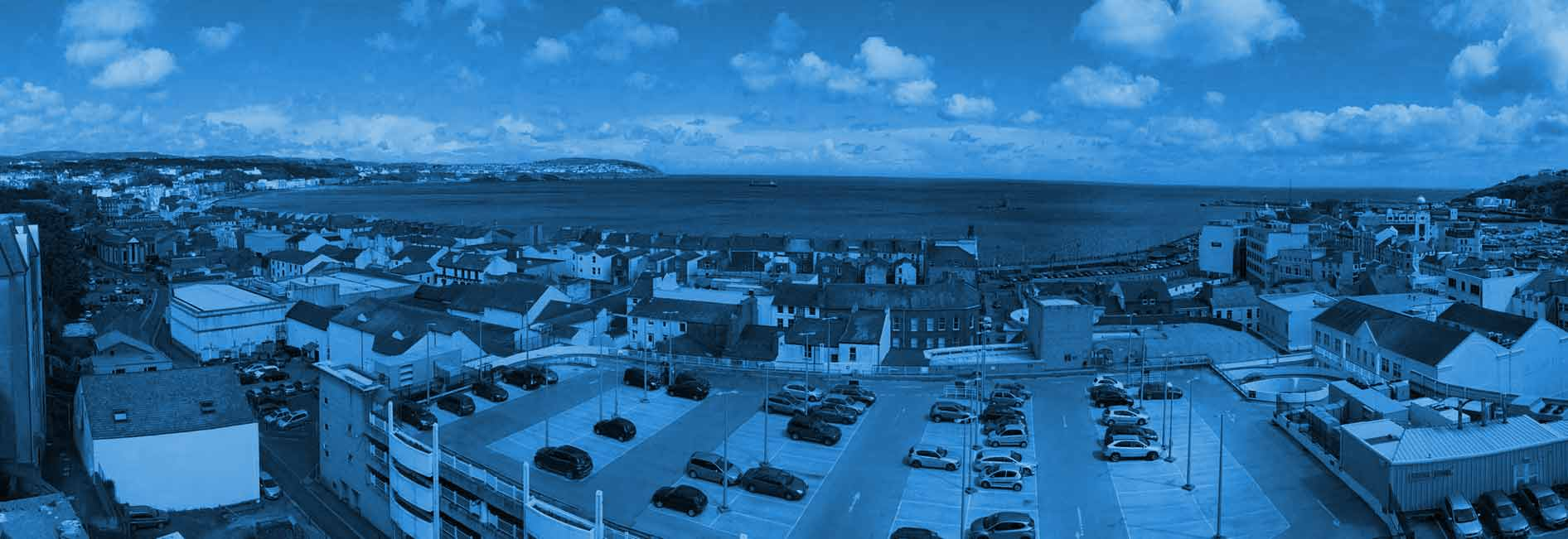 Image of view over Douglas